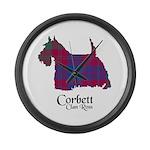 Terrier-Corbett.Ross Large Wall Clock