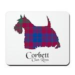 Terrier-Corbett.Ross Mousepad
