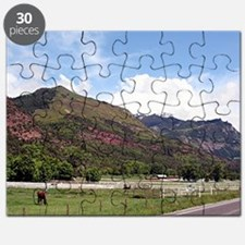 Near Ouray, Colorado Puzzle
