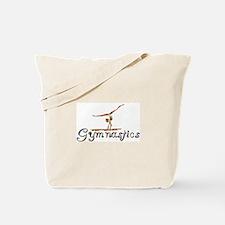 Unique Kid gymnast Tote Bag