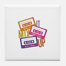 Mix It Up Tile Coaster