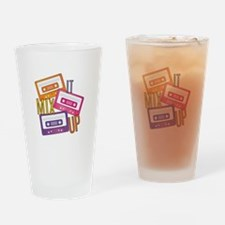 Mix It Up Drinking Glass