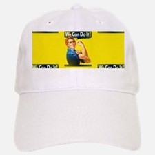 rosie the riveter Baseball Baseball Cap