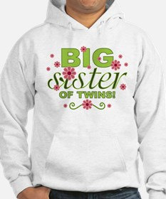 Big Sister of Twins Jumper Hoody