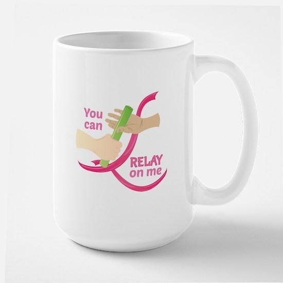 Relay On Me Mugs