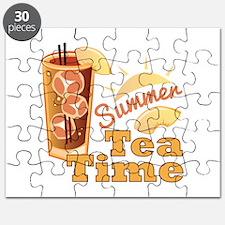 Summer Tea Time Puzzle