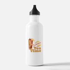 Summer Tea Time Water Bottle