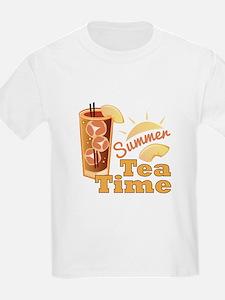 Summer Tea Time T-Shirt