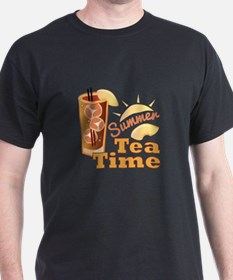 Summer Tea Time T-Shirt