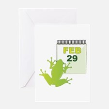 Feb 29 Greeting Cards