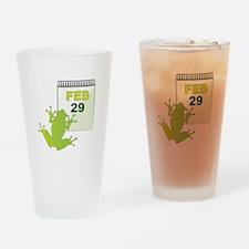 Feb 29 Drinking Glass