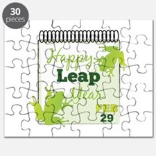Happy Leap Year Feb 29 Puzzle