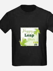 Happy Leap Year Feb 29 T-Shirt
