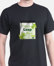 Happy Leap Year Feb 29 T-Shirt