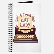 True Cat Lady Journal