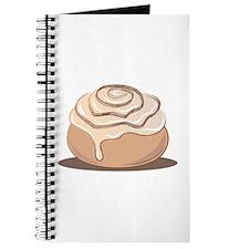 Cinnamon Bun Journal