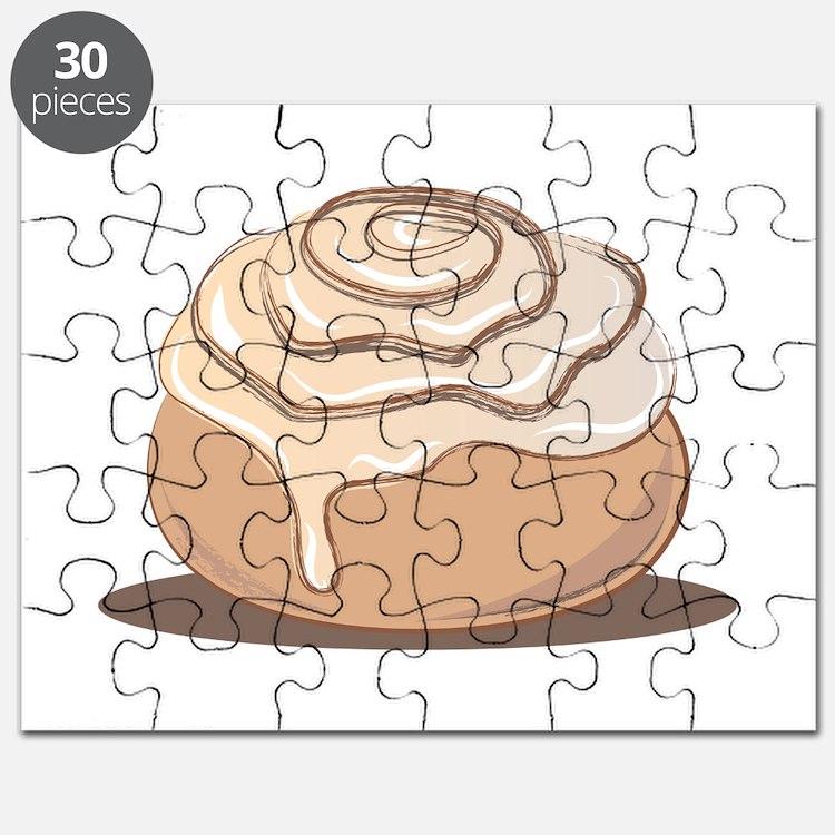 Cinnamon Bun Puzzle