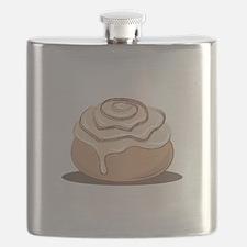 Cinnamon Bun Flask