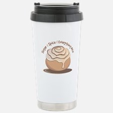 Sugar & Spice Travel Mug