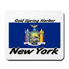 Cold Spring Harbor New York Mousepad