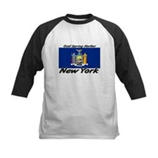 Cold Spring Harbor New York Tee