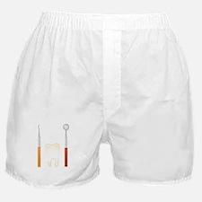 Dentist Tools Boxer Shorts