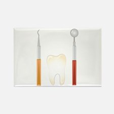 Dentist Tools Magnets