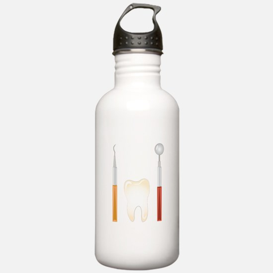 Dentist Tools Water Bottle