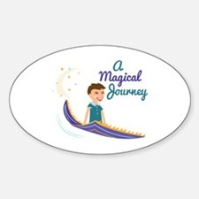 Magical Journey Decal