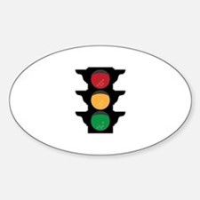 Traffic Light Decal