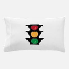 Traffic Light Pillow Case
