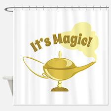 Its Magic Shower Curtain