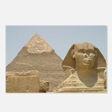 Ancient Egypt Collection Postcards (Package of 8)