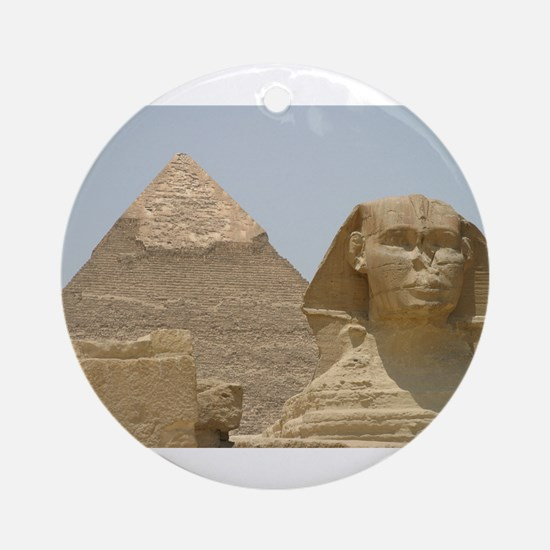Ancient Egypt Collection Ornament (Round)
