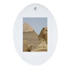 Ancient Egypt Collection Oval Ornament