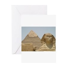Ancient Egypt Collection Greeting Card
