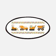 Big Truck Border Patch