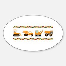 Big Truck Border Decal