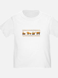Big Truck Border T-Shirt