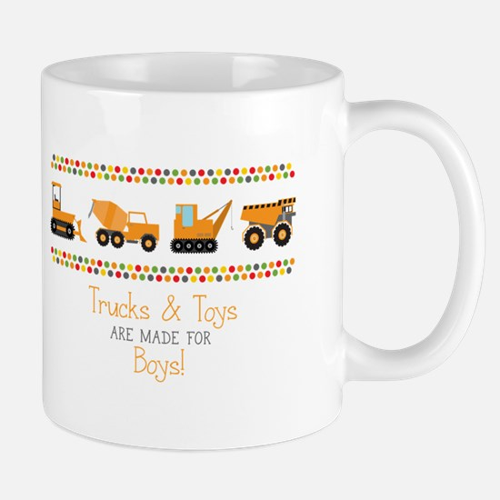 Trucks & Toys Mugs