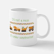 Under Construction Mugs