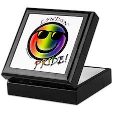 Gay Pride London Keepsake Box