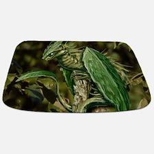 Earth Leaf Dragon Bathmat