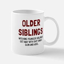 Older siblings Mug