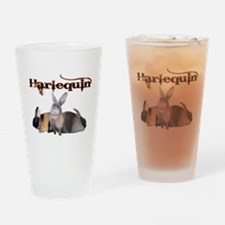 The Harlequin Drinking Glass