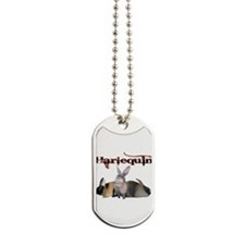 The Harlequin Dog Tags