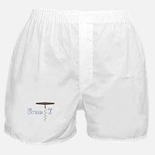 Screw It Boxer Shorts