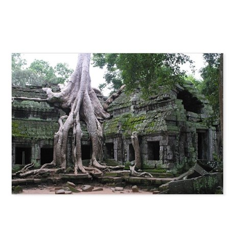 Ancient Cambodia Collection Postcards (Package of