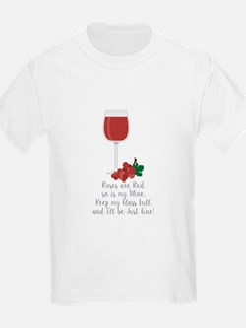 Keep Glass Full T-Shirt