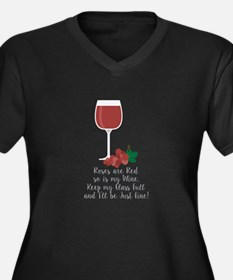 Keep Glass Full Plus Size T-Shirt